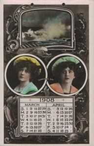 Sailor Suit (Rotary X.C.C.515. B) - 1908 Calendar)