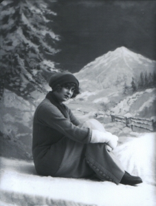 Gabrielle Ray by Bassano, 12th January 1911