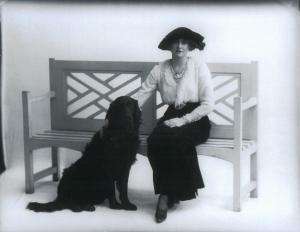 Gabrielle Ray (née Gabrielle Elizabeth Clifford Cook) by Bassano, (1913)