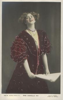 Gabrielle Ray (Rotary 462 N)