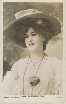 Gabrielle Ray (Rotary 1677 a)