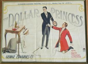 The Dollar Princess - Folkestone - 1911