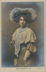 """Gabrielle Ray as """"Thisbe"""" in """"The Orchid"""" 1903 (J. Beagles 415 J)"""