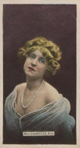 Gabrielle Ray (Godfrey Phillips Ltd. C Series 115)