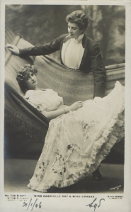"Gabrielle Ray as ""Susan"" in ""Lady Madcap"" 1905 (J. Beagles 728 S)"