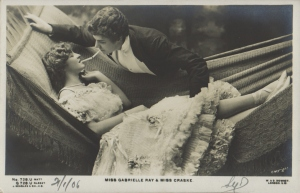 "Gabrielle Ray as ""Susan"" in ""Lady Madcap"" 1905  (J. Beagles 728 U)"