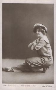 Gabrielle Ray (Rotary 479 X) 1905