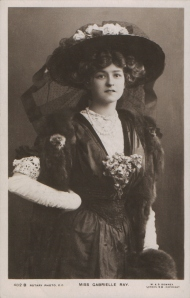 Gabrielle Ray (Rotary 482 B) 1906