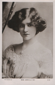 Gabrielle Ray (C. W. Faulkner & Co. S 20) 1905