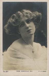 Gabrielle Ray (J. Beagles 384 X) 1905