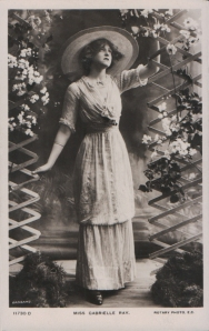 Gabrielle Ray (Rotary 11730 D)