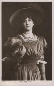 Gabrielle Ray (Rotary 1939 N) 1905