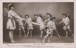 """Gabrielle Ray as """"Lady Dorothy Congress"""" in """"The Little Cherub"""" 1906 (Rotary 3261 A)"""
