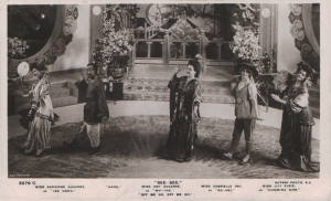 "Gabrielle Ray as ""So-Hie"" in ""See See"" 1906 (Rotary 3279 C)"
