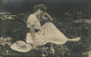 Gabrielle Ray (Rotary A.1103 - 4)