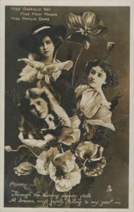 Gabrielle Ray (Tuck FG 204) 1909