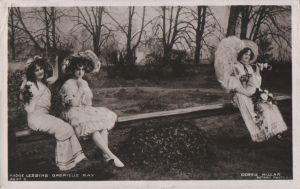 Gabrielle Ray (Rotary 3997 C) 1907
