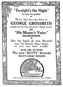Betty - The Times - 18th  June 1915