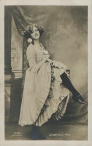 Gabrielle Ray (Ralph Dunn A 218) 1905