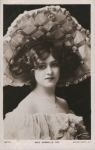 """Gabrielle Ray as """"Dolly Twinkle"""" in """"The Casino Girl"""" 1900 (Rotary 1677S)"""