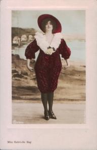 Gabrielle Ray (Aristophot E.1926)