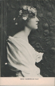 Gabrielle Ray (London Empire 76) 1905