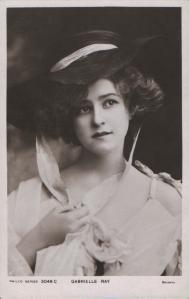 Gabrielle Ray (Philco 3048 C) 1905
