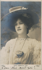 Gabrielle Ray (Rapid 2043) 1905