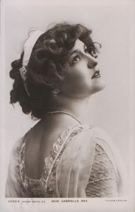 Gabrielle Ray (Rotary 11723 E) 1912