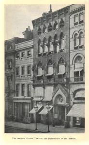 Original Gaiety Theatre