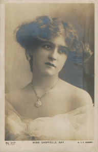 Gabrielle Ray (J. Beagles 415 E) 1904