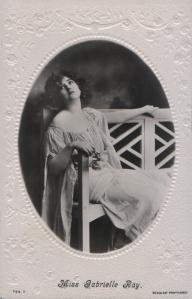 Gabrielle Ray (J. Beagles 764 T) 1909