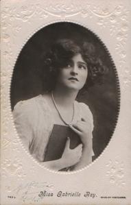 Gabrielle Ray (J. Beagles 782 L)
