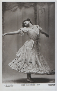"Gabrielle Ray as ""Susan"" in ""Lady Madcap"" 1905 (J. Beagles G 728 N)"