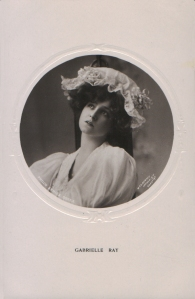 "Gabrielle Ray as ""Susan"" in ""Lady Madcap"" 1905 (Philco 5057 E)"