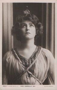 Gabrielle Ray (Rotary 4424 F) 1909