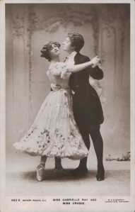 "Gabrielle Ray as ""Susan"" in ""Lady Madcap"" 1905 (Rotary 483 E)"