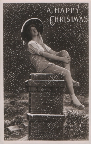 "Gabrielle Ray as ""So-Hie"" in ""See See"" 1906 (Rotary X.S.352)"