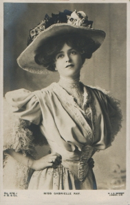 Gabrielle Ray (J. Beagles 678 J) 1905