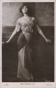 Gabrielle Ray (J. Beagles 731 V) 1909