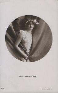 Gabrielle Ray (J. Beagles 782 A) 1910