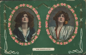 Gabrielle Ray (Philco 2206 A) 1909
