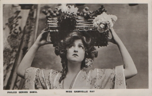 Gabrielle Ray (Philco 3491 A) 1908