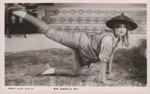 "Gabrielle Ray as ""So-Hie"" in ""See See"" 1906 (Rotary 4089 E)"