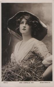 Gabrielle Ray (Rotary 4879 X) 1909