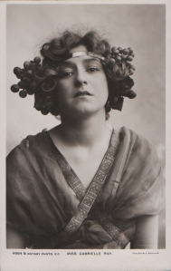 Gabrielle Ray (Rotary 4984 N) 1910