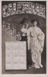 Gabrielle Ray (Rotary X.C.C 504) 1908