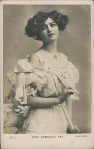 Gabrielle Ray (J. Beagles 485 X) 1906