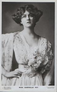 Gabrielle Ray (J. Beagles G 700 P) 1906