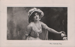 Gabrielle Ray (Shenley P.S. 176) 1909